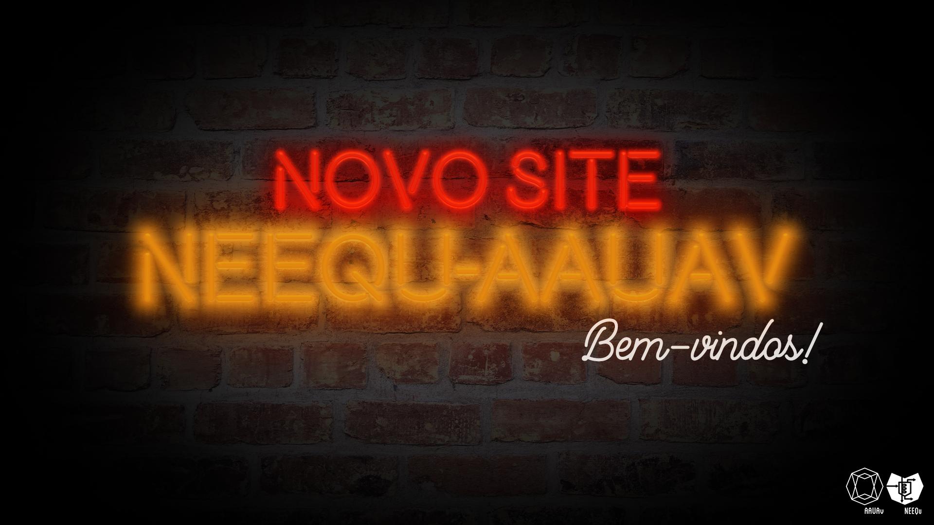 Novo Website NEEQu-AAUAv
